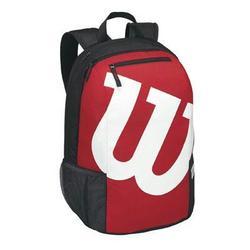 Wilson Racquet Sports Match Backpack Black Li