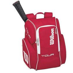Wilson Racquet Sports Tour V Large Backpack Red