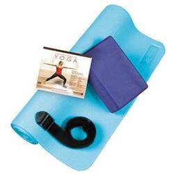 Trimax Sports Zenzation Deluxe Yoga Kit