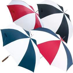 Category: Dropship Umbrellas, SKU #GFUM48BK, Title: 48