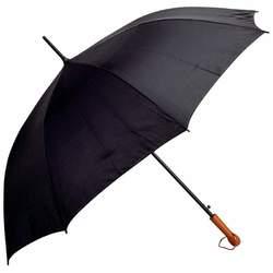 Category: Dropship Umbrellas, SKU #GFUMP60BLKLT, Title: Elite Series 60