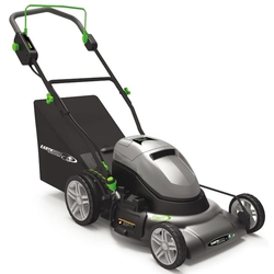 Category: Dropship Eco-home, SKU #ENG20ICL327, Title: Earthwise New Generation Cordless Electric Lawn Mower - 20-inch