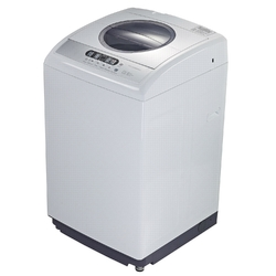 Category: Dropship Eco-home, SKU #MEW430851, Title: 120V 2.1 Cubic Foot Top Loading Washing Machine Laundry Washer