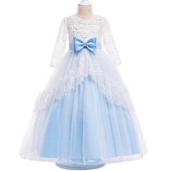Category: Dropship Kids & Mom, SKU #SKU999076, Title: Sweet Girls Princess Dress 4Y-15Y