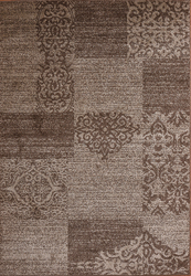 Category: Dropship Area Rugs, SKU #MNC-200-BEI-BRW-810, Title: Jena Wave Brown Beige Area Rug 8 ft. by 10 ft.