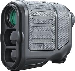 Category: Dropship Rangefinders, SKU #1402053, Title: Bushnell Nitro Laser Rangfinder Bullseye Reticle