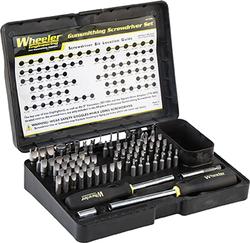 Category: Dropship Gunsmith, SKU #1403054, Title: Wheeler Profession Gunsmithing Set Screwdriver 89pc.