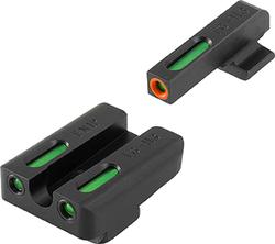 Category: Dropship Handgun Acc. - Sights, SKU #1403345, Title: TruGlo TFX Pro Handgun Sights Walther PPS M2 Set