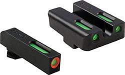 Category: Dropship Handgun Acc. - Sights, SKU #1403356, Title: TruGlo TFX Pro Handgun Sights Glock Low Set