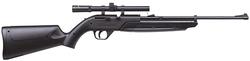 Category: Dropship Air Guns, SKU #55031, Title: Crosman Pumpmaster 760 Airgun w/Scope .177 cal.
