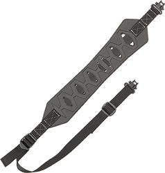 Category: Dropship Handgun Accessories, SKU #713039, Title: Allen Bighorn Rubber Sling Black w/Swivels