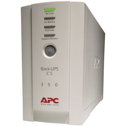 APC BK350 Back-UPS System (CS 350)