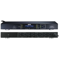 APC G5BLK 9-Outlet G-Type 15-Amp Rack-Mountable Power Conditione
