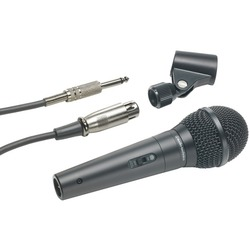 AUDIO TECHNICA ATR-1300 Dynamic Vocal/Instrument Microphone (Uni