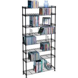 ATLANTIC 3020 Multimedia Storage Rack (8 shelves)