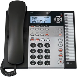 ATT 1080 4-Line Speakerphone with Answering System, Caller ID &