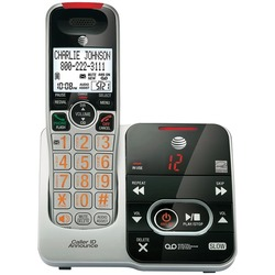 ATT ATCRL32102 DECT 6.0 Big-Button Cordless Phone System with Di