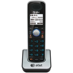 ATT TL86009 DECT 6.0 2-Line Corded/Cordless Phone System with Bl