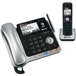 ATT TL86109 DECT 6.0 2-Line Connect-to-Cell(TM) Corded/Cordless