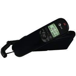 ATT TR1909B Corded Trimline Phone with Caller ID (Black)
