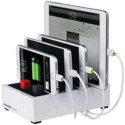 Avantree CGPS-TR618-WHT PowerHouse USB Charging Station