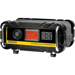 STANLEY BC25BS Battery Charger with Engine Start (25-Amp Charger