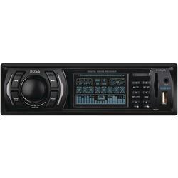 BOSS AUDIO 612UA Single-DIN In-Dash Mechless AM/FM Receiver