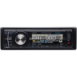 BOSS AUDIO 752UAB Single-DIN In-Dash CD AM/FM Receiver with Blue