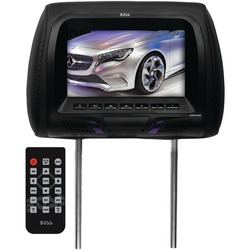 "BOSS AUDIO HIR70UB 7"" Headrest Monitor with IR Transmitter & USB"