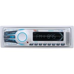 BOSS AUDIO MR1308UAB Marine Single-DIN In-Dash Mechless AM/FM Re