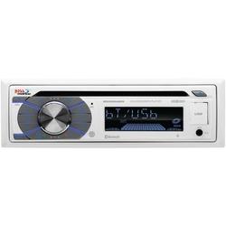 BOSS AUDIO MR508UABW Marine Single-DIN In-Dash MP3-Compatible CD