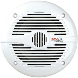 "BOSS AUDIO MR50W/MR50 2-Way Marine Speakers (5.25"")"