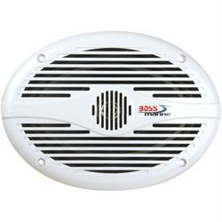 """BOSS AUDIO MR690 2-Way Marine Speakers (6"""" x 9"""")"""