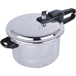 BRENTWOOD BPC-105 Aluminum Pressure Cooker (5.5-Liter)