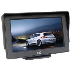 "BOYO VTM4301 4.3"" LCD Digital Panel Monitor"