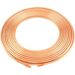 "6363204859800 Copper Refrigeration Tubing (1/4"")"