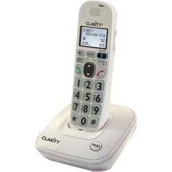 CLARITY 53702.000 DECT 6.0 Amplified Cordless Phone System (Sing