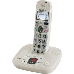CLARITY 53712.000 DECT 6.0 Amplified Cordless Phone System with