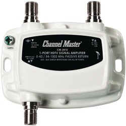 CHANNEL MASTER CM-3410 Ultra Mini Distribution Amp (1 Port)