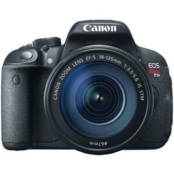 CANON 8595B005 18.0-Megapixel EOS Rebel(R) T5i Digital Camera (w