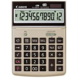 CANON 1072B008AA 12-Digit Desktop Calculator