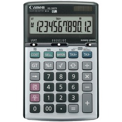 CANON 8508A013 KS1200TS Solar & Battery-Powered 12-Digit Calcula