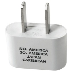 CONAIR NW3C Adapter Plug for North & South America, Caribbean &