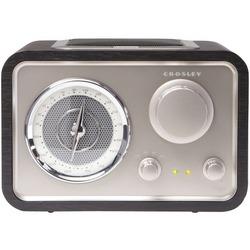 CROSLEY RADIO CR3003A-BK Solo Radio