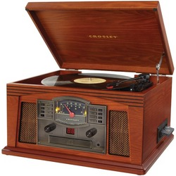 CROSLEY RADIO CR42C-PA Lancaster Musician Entertainment Centers