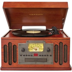 CROSLEY RADIO CR704C-PA Musician Entertainment Center