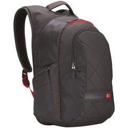 "CASE LOGIC DLBP116 BLACK 16"" Notebook Backpack"