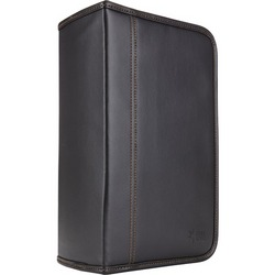 CASE LOGIC KSW-128BLACK 128-Disc CD Wallet