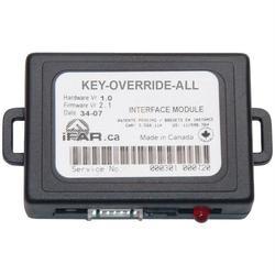 CRIMESTOPPER KEYOVERRIDEALL Key Override Databus Data Port