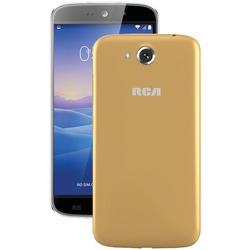 "RCA RLTP5567-CHAMPAGNE 5.5"" IPS Android(TM) Quad-Core Smartphone"
